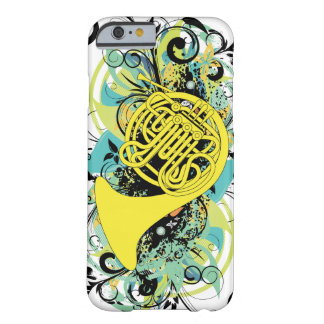 French Horn Barely There iPhone 6 Case