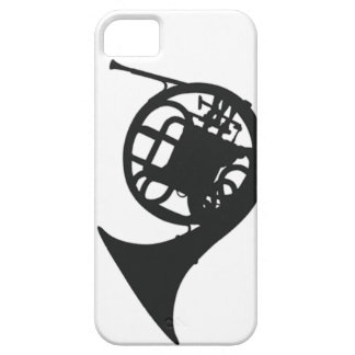 French Horn iPhone 5 Cases
