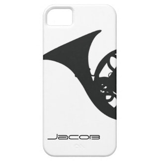 French Horn iPhone 5 Cover