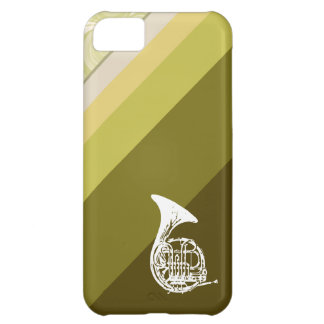 French Horn Cover For iPhone 5C