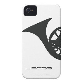 French Horn iPhone 4 Case-Mate Cases