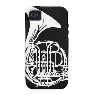 French Horn Case-Mate iPhone 4 Cases