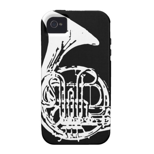 French Horn Case-Mate iPhone 4 Cover