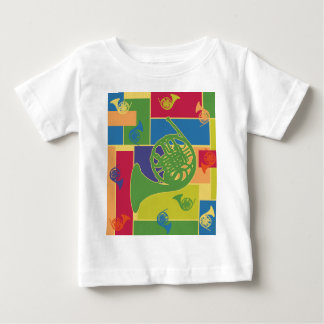 French Horn Colorblocks Shirt