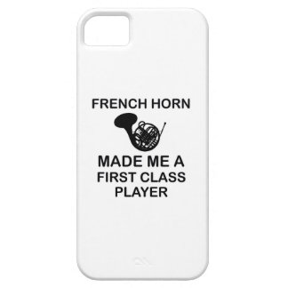 FRENCH HORN Design iPhone SE/5/5s Case