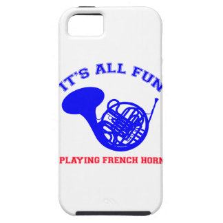 French Horn designs iPhone SE/5/5s Case