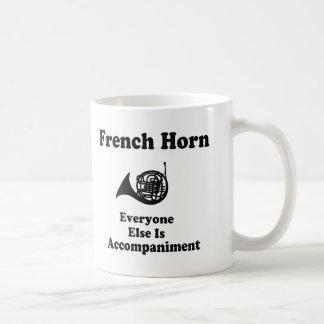 French Horn Gift Coffee Mug