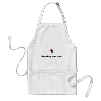 French Horn Hero Adult Apron