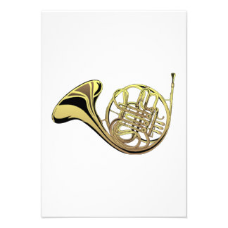 French Horn Announcement