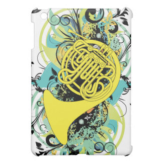 French Horn iPad Case