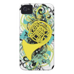 French Horn iPhone 4 Covers