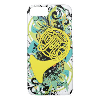 French Horn iPhone 8/7 Case