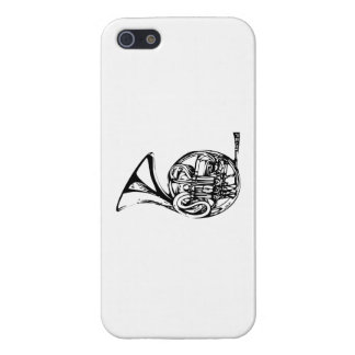 French Horn Cases For iPhone 5