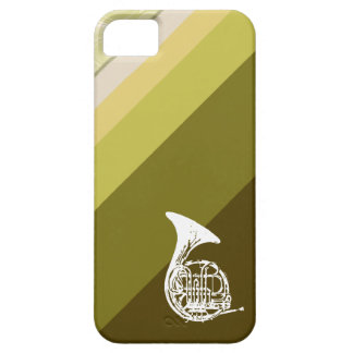 French Horn iPhone SE/5/5s Case