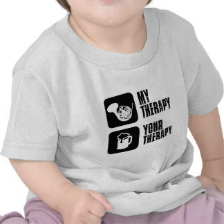 french horn is my therapy t shirt
