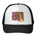 French Horn Mesh Hat