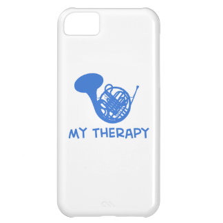 French Horn my therapy iPhone 5C Cases