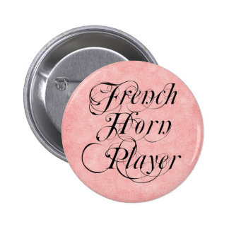 French Horn Player Pins