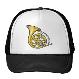 French Horn Player Hat