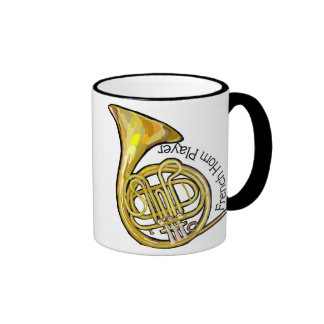 French Horn Player Mug