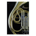 French Horn Posters