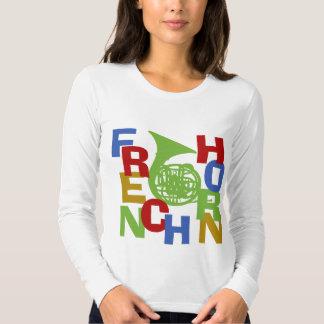 French Horn Scramble T-Shirt