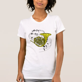 French Horn Tee Shirt