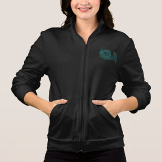 French Horn Womens Jacket