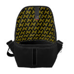 French Horns Interior Pattern Commuter Bag