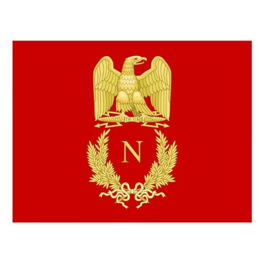 French Imperial Eagle Napoleon I Emblem Postcard