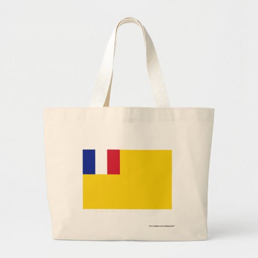 French Indochina Flag (1887-1954) Canvas Bag