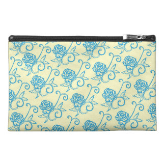 """French Inspired Roses"""" Travel Accessories Bags"""