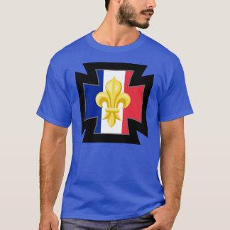 French Iron Cross T-Shirt