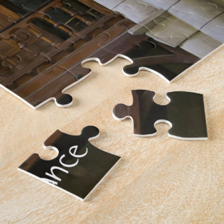 French jigsaw puzzle