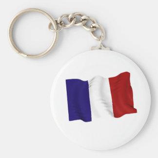 french keychain
