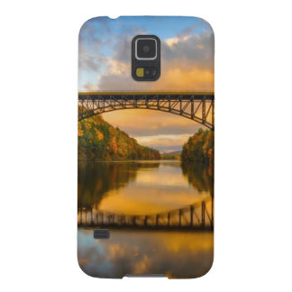 French King Bridge in Fall Galaxy S5 Cover