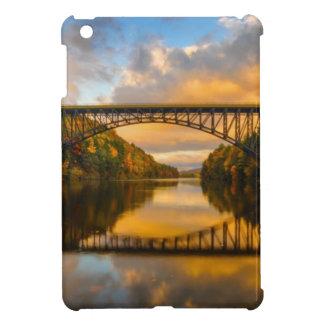 French King Bridge in Fall iPad Mini Cover