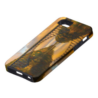 French King Bridge in Fall iPhone SE/5/5s Case