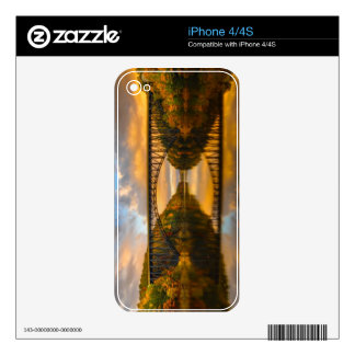 French King Bridge in Fall Skins For iPhone 4S