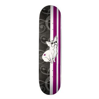 French Kiss Bliss Sk8 Skateboards