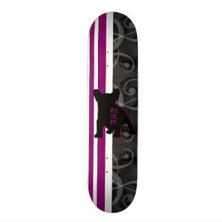 French Kiss Bliss Sk8 Skateboard Deck