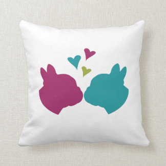 French Kiss Pillow