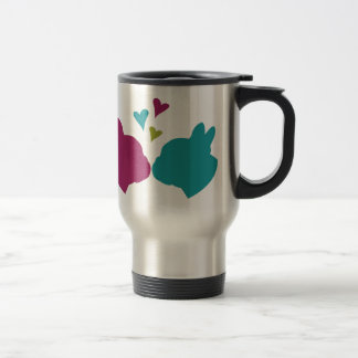 French Kiss Travel Mug