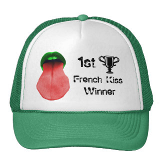 French Kiss Trucker Hat