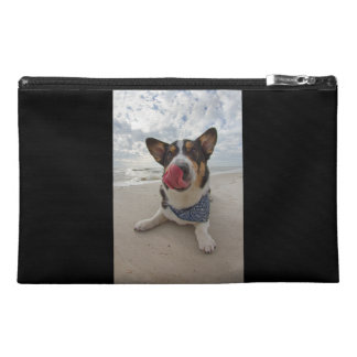 French Kissing Instructor Travel Accessory Bag