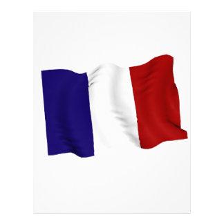 french letterhead