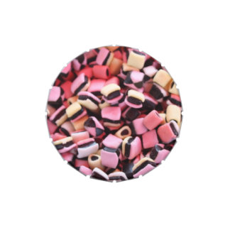 French Licorice Jelly Belly Tin