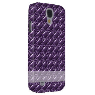 French Lilac Samsung Galaxy S4 Cover