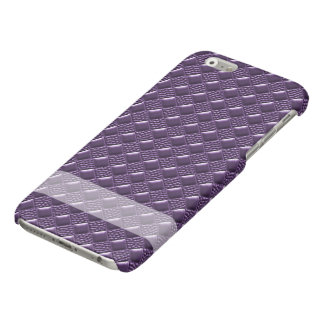French Lilac Glossy iPhone 6 Case
