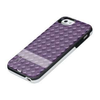 French Lilac Uncommon Power Gallery™ iPhone 5 Battery Case